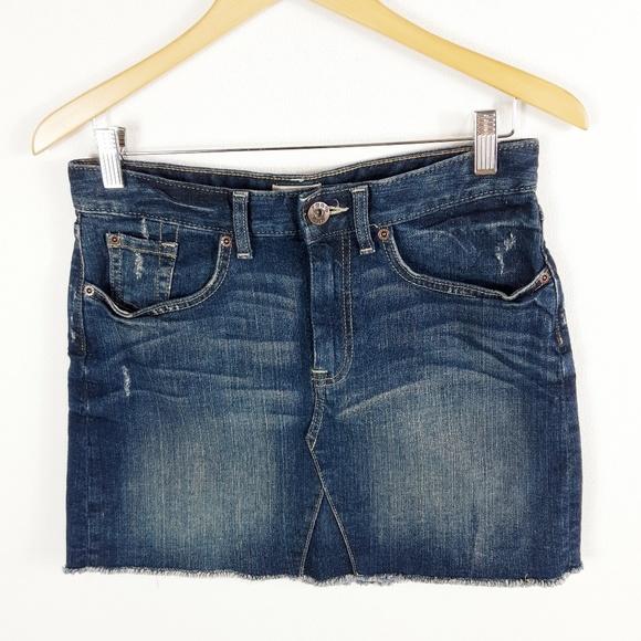 GAP Dresses & Skirts - 3/$20 GAP Jeans Denim Mini Skirt, Size 6/28
